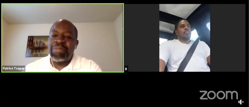 Biblical Entrepreneurship Marketplace Podcast with Patrice Tsague