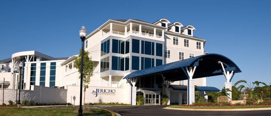 Jericho Senior Center 1