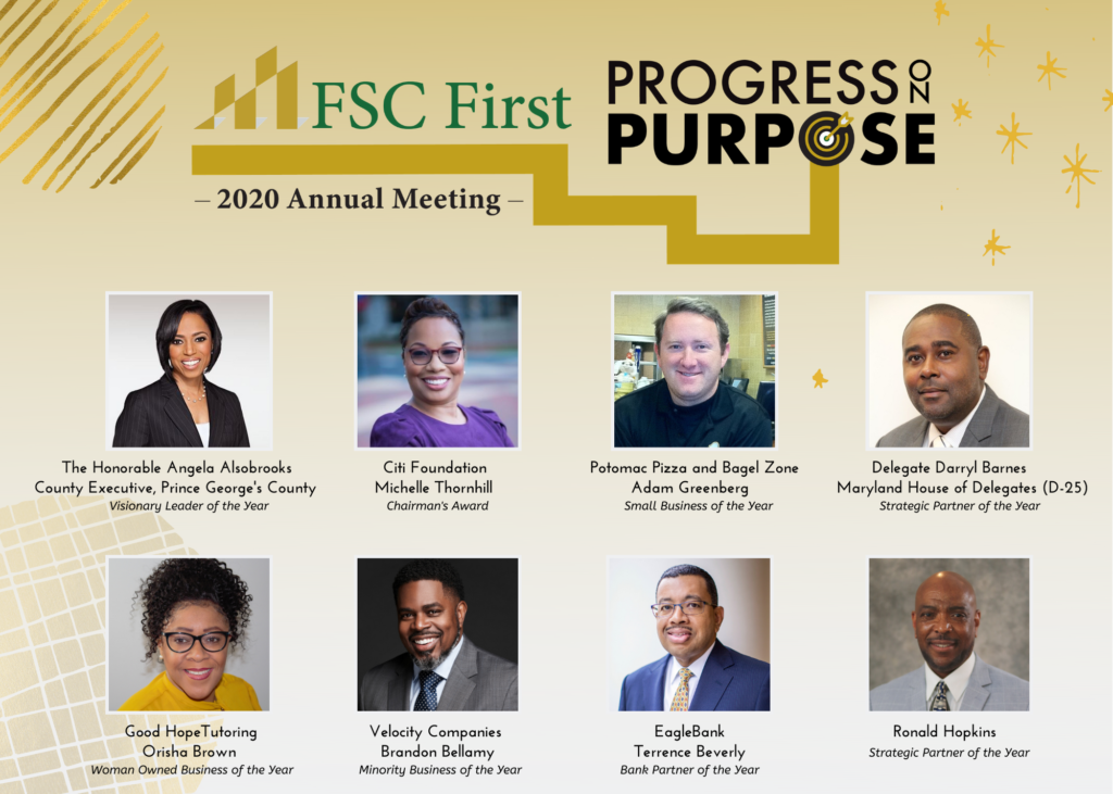 Velocity Companies Receives FSC First's Minority Business of the Year Award